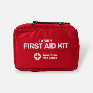 American Red Cross Deluxe Family First Aid Kit