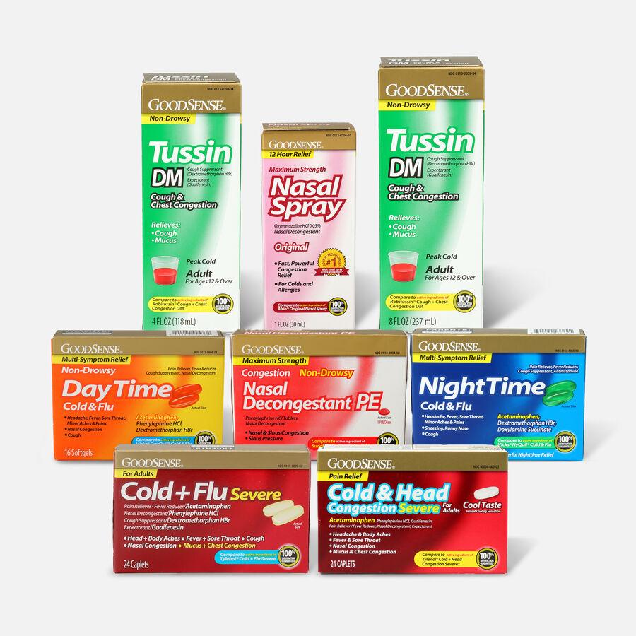 GoodSense® Cold & Flu Bundle, , large image number 0