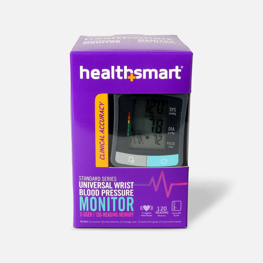 HealthSmart Standard Series LCD Wrist Digital Blood Pressure Monitor, , large image number 2