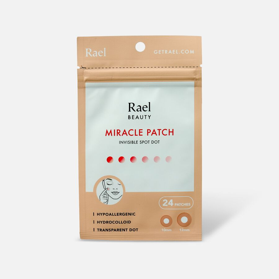 Rael Beauty Miracle Patch Invisible Spot Dot - 24ct, , large image number 0