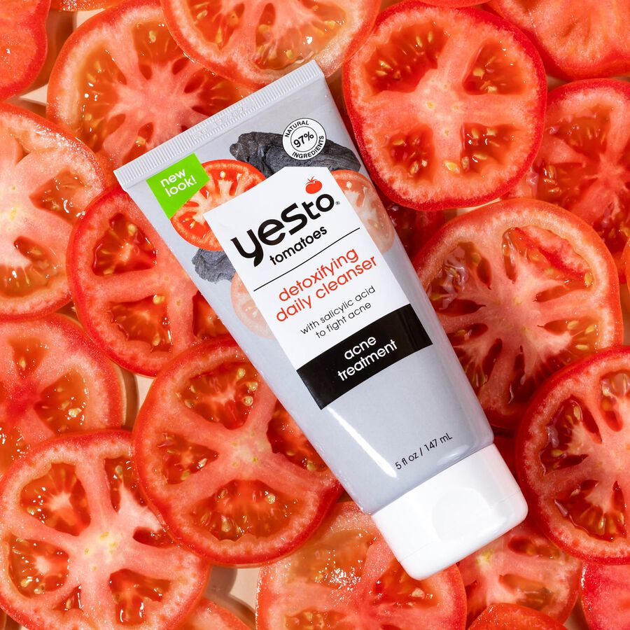 Yes To Tomatoes Detoxifying Daily Cleanser, , large image number 2