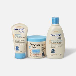 Aveeno Baby Eczema Therapy Moisturizing Cream
