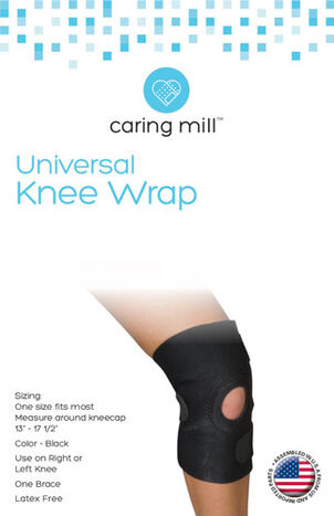 Caring Mill® Universal Knee Wrap