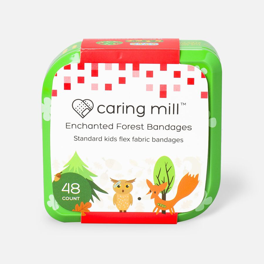 Caring Mill™ Enchanted Forest Bandages, , large image number 0