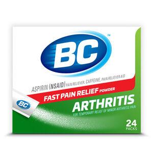 BC Powder, Arthritis Strength, 24ct.