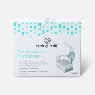 Caring Mill™ Compressed Air Nebulizer