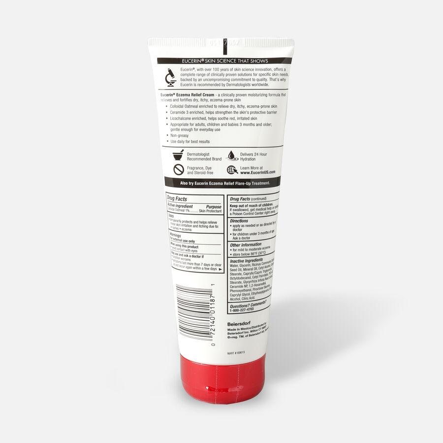 Eucerin Eczema Relief Body Cream, 8oz., , large image number 1