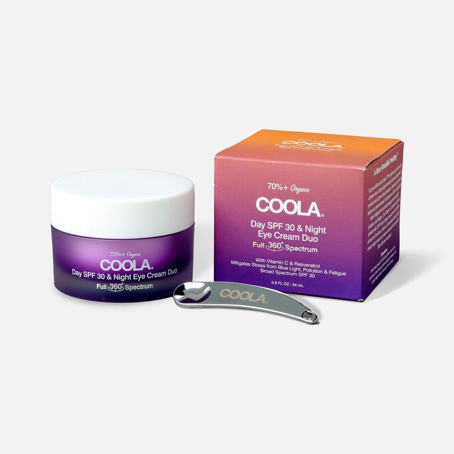 Coola Full Spectrum 360° Day SPF 30 & Night Organic Eye Cream Duo, , large image number 0