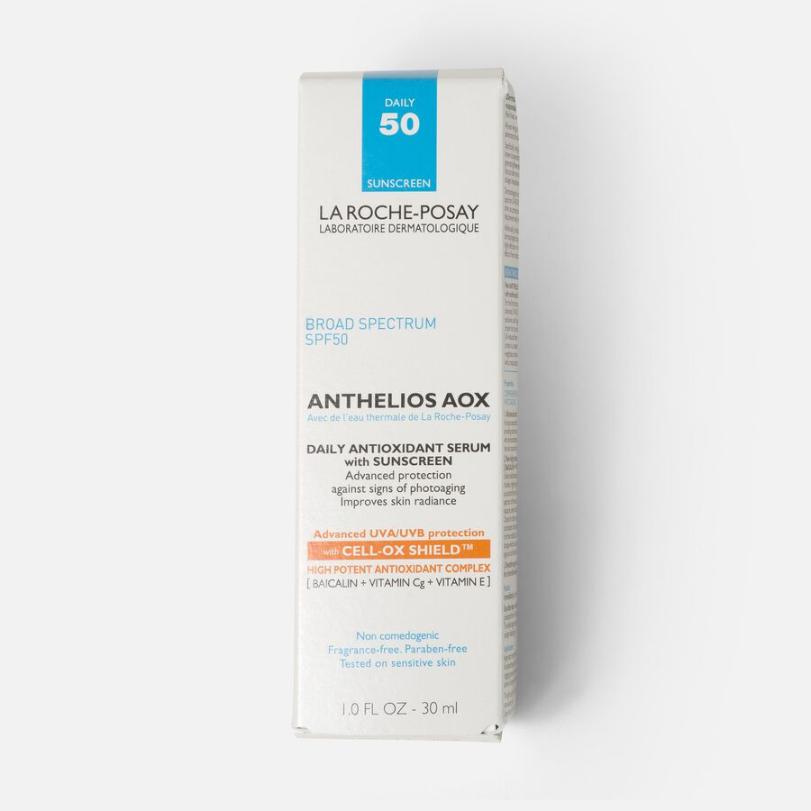 La Roche-Posay Anthelios AOX Daily Antioxidant Serum SPF 50, , large image number 0