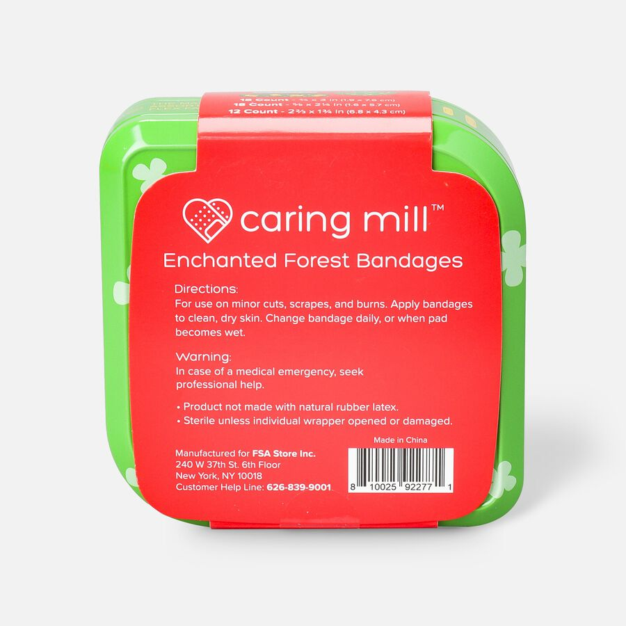 Caring Mill™ Enchanted Forest Bandages, , large image number 2