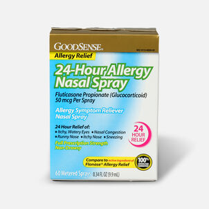GoodSense® 24-Hour Allergy Relief Nasal Spray, 0.34 oz