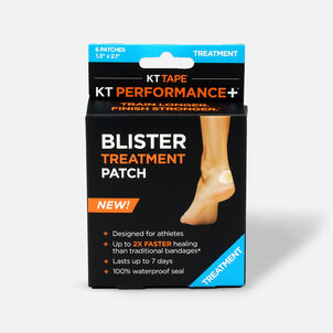 KT Tape Performance+™ Blister Treatment Patch, 6 ct