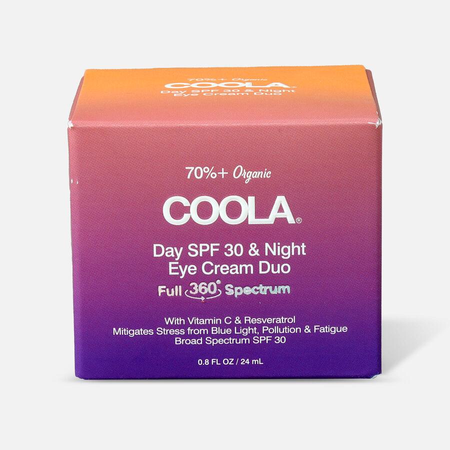 Coola Full Spectrum 360° Day SPF 30 & Night Organic Eye Cream Duo, , large image number 1