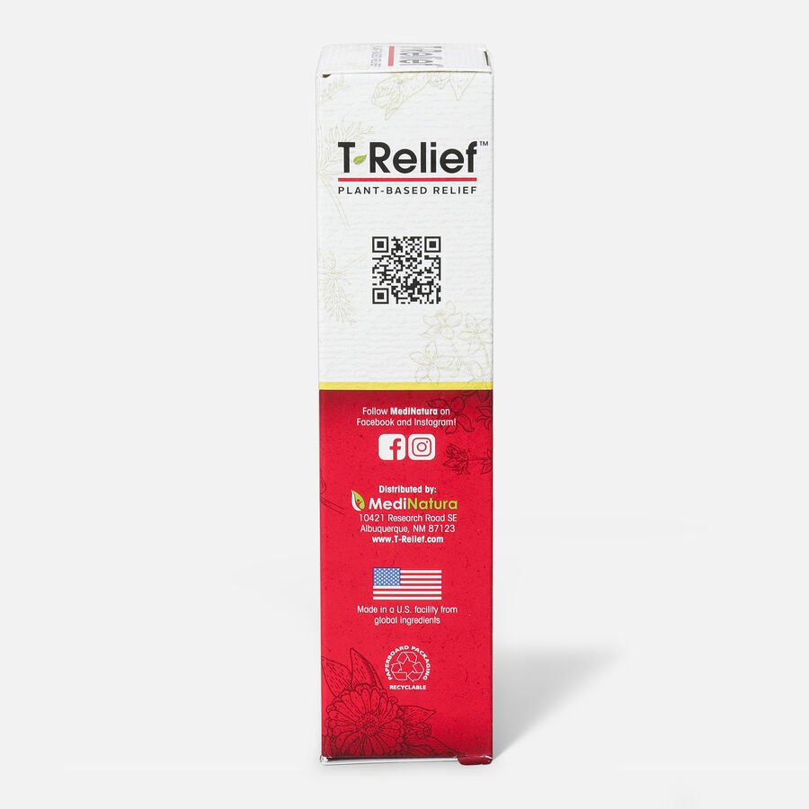 T-Relief Extra Strength Pain Relief Gel, 3 oz, , large image number 4