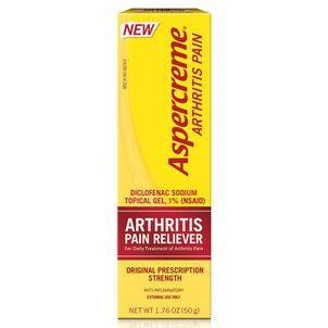 Aspercreme Arthritis Relieving Cream