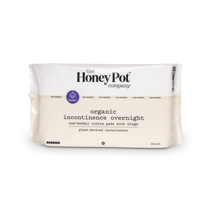The Honey Pot Incontinence Pads, 16 ct, , large image number 3