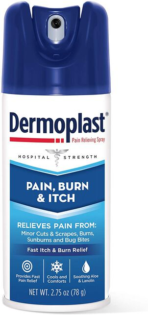 Dermoplast Pain Relief Spray, 2.75 oz.