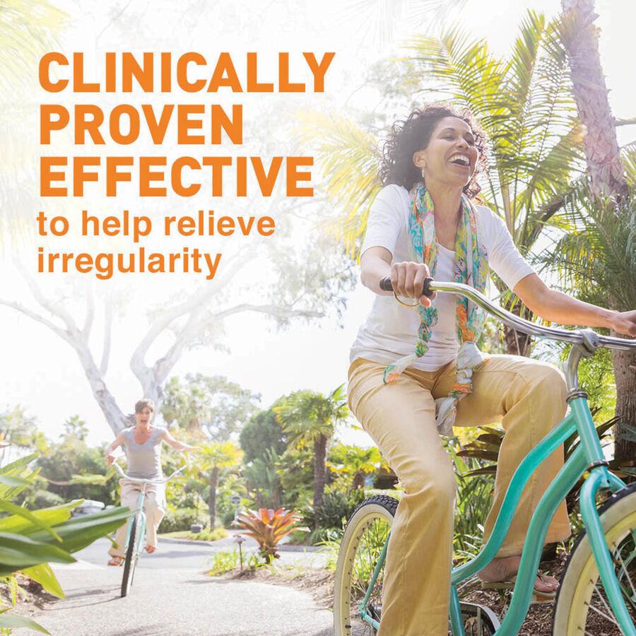 Citrucel Powder, Orange Flavor, Fiber Therapy For Occasional Constipation Relief, 30 oz, , large image number 3