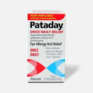 Pataday Once Daily Relief, 2.5mL