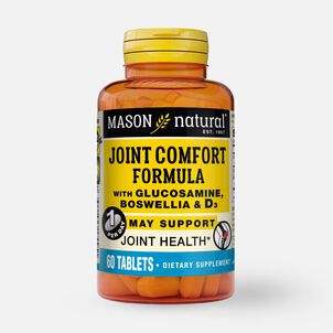 Mason Joint Comfort Formula with Boswellia and D3, 60 ct