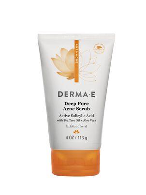 Derma E Very Clear Deep Pore Acne Scrub