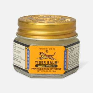 Tiger Balm Ultra Strength Ointment, 18G, 0.63 oz