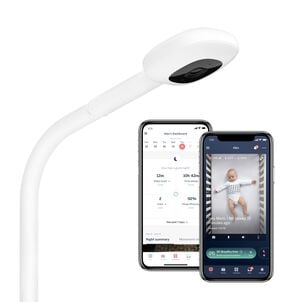 Nanit Pro Smart Baby Monitor and Floor Stand