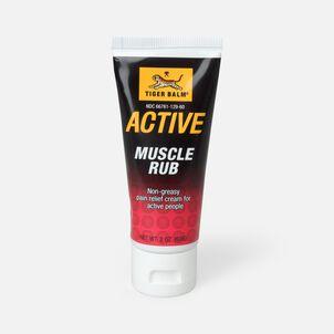 Tiger Balm Active Muscle Rub, 60G, 2 oz