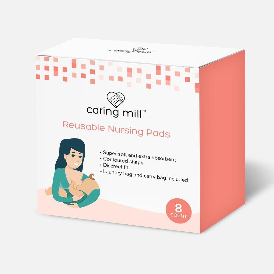 Caring Mill™ Reusable Nursing Pads, 8 ct, , large image number 3