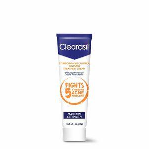 Clearasil Stubborn Acne Control 5in1 Spot Treatment Cream, 1oz.