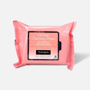 Neutrogena Pink Grapefruit Oil-Free Cleansing Wipes - 25ct