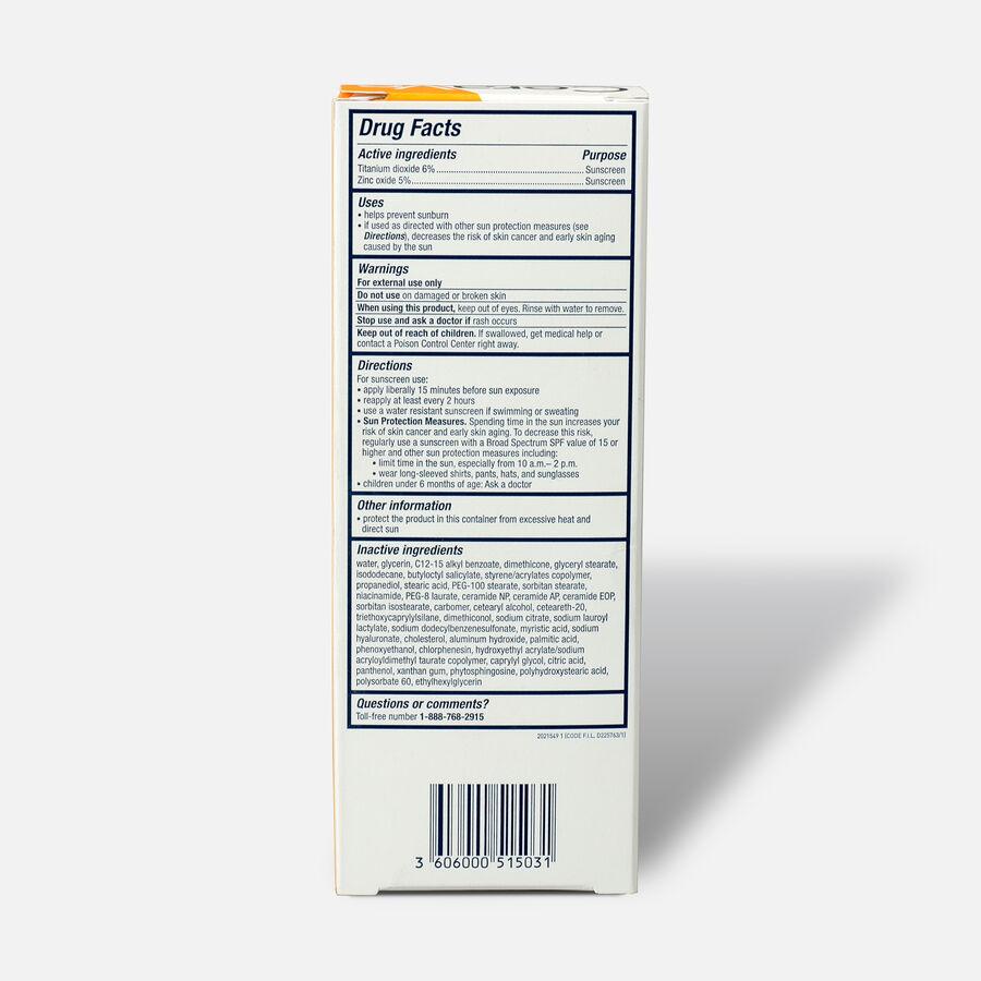 CeraVe Sunscreen for Face Lotion, SPF 30, 2.5 fl oz, , large image number 1