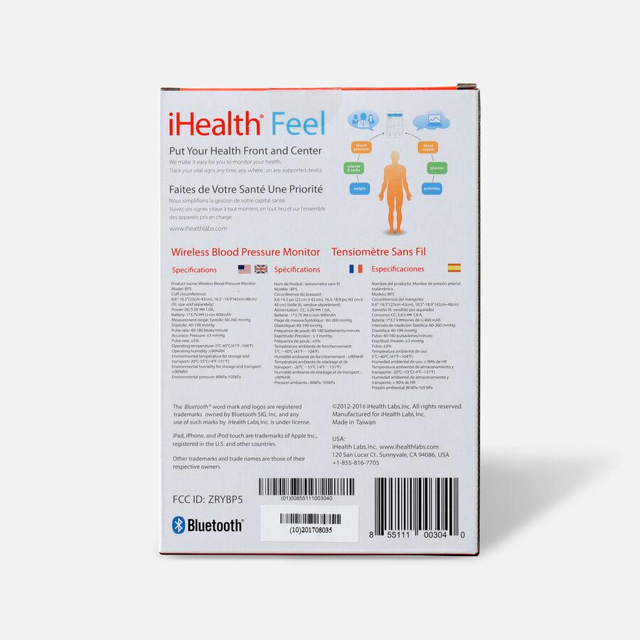 iHealth Lab Inc - Wireless Blood Pressure Arm Monitor BP5, 1 ea, , large image number 1