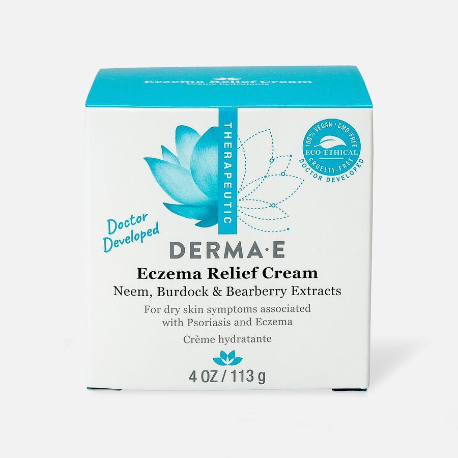 Derma E Eczema Relief Cream, 4 oz, , large image number 2