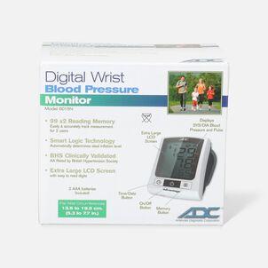 Advantage Basic Wrist Digital Monitor, Latex-Free