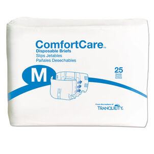 """ComfortCare Disposable Brief, Medium 32"""" - 44"""""""