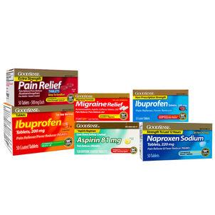 GoodSense® Pain Relief OTC Bundle