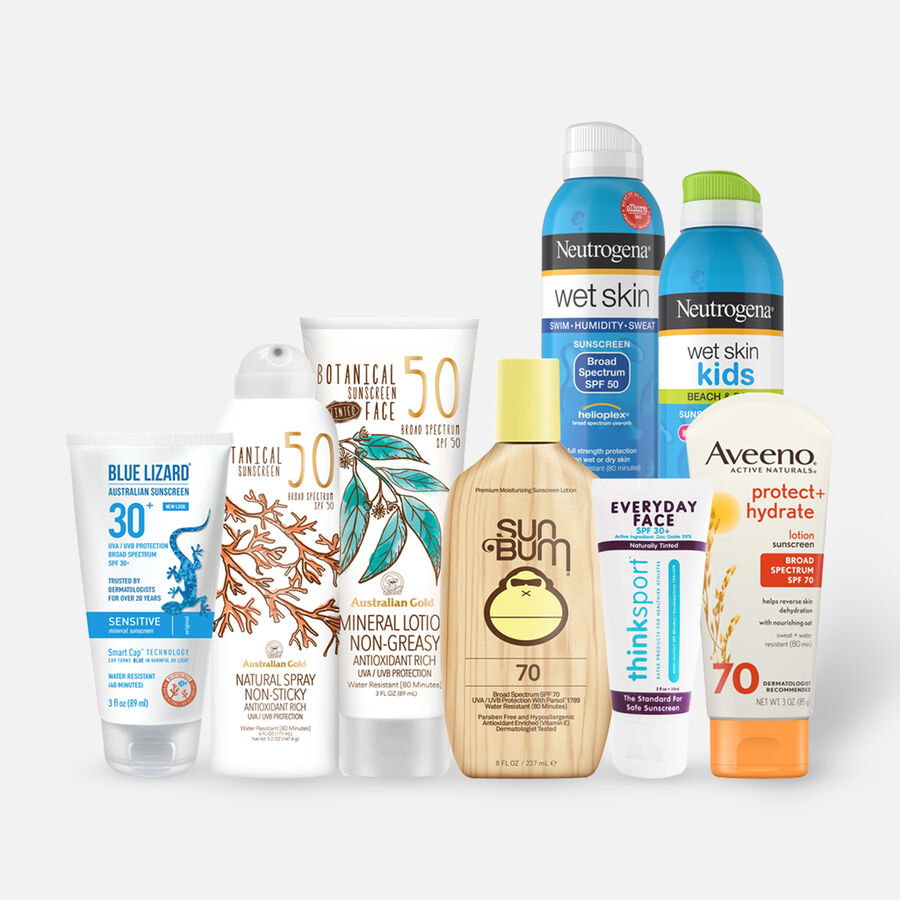 Healthy Skin Sun Care Bundle, , large image number 0