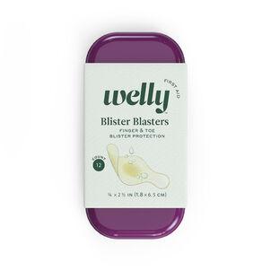 Welly Blister Blasters Finger & Toe Blister Protection - 12ct