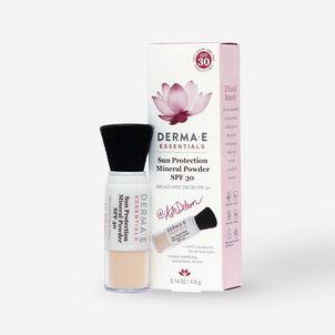 Derma E Sun Protection Mineral Powder, SPF 30