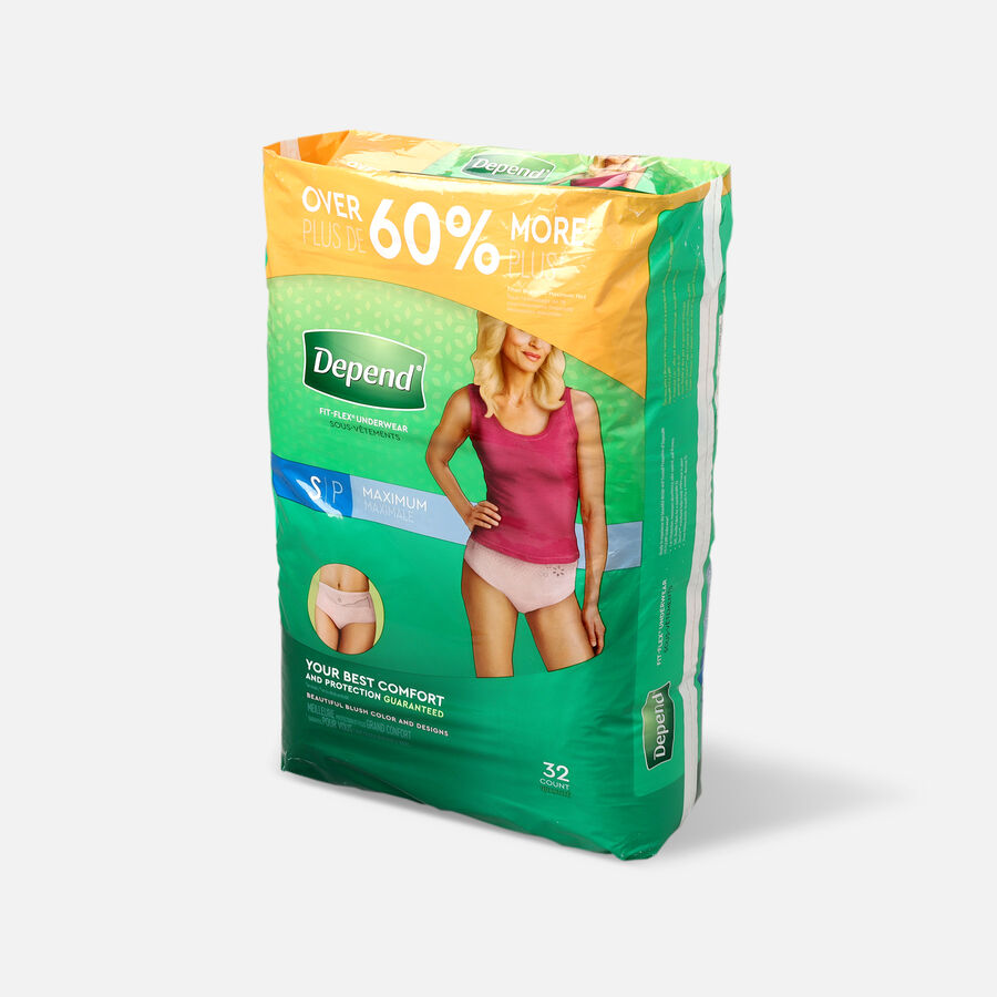 Depend Fit-Flex Max for Women, , large image number 1