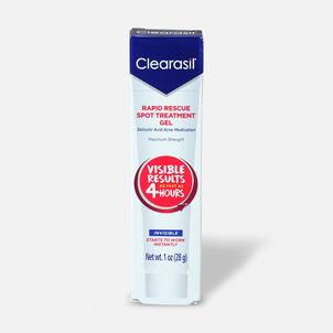 Clearasil Rapid Rescue Acne Spot Treatment Gel, 1oz.
