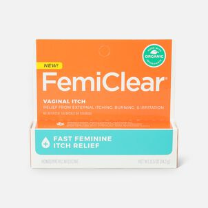 FemiClear Vaginal Itch Relief, 0.5 oz