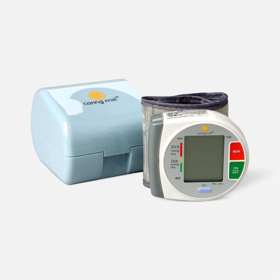 Caring Mill® Circular Wrist Blood Pressure Monitor, , large image number 3