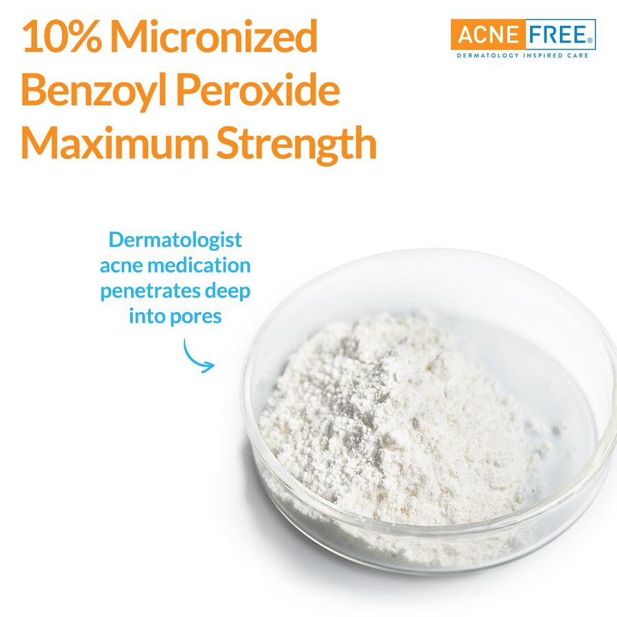 AcneFree Terminator 10 Acne Spot Treatment, 1 oz, , large image number 3