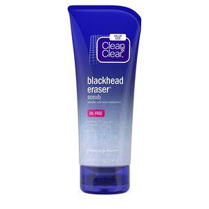 Clean & Clear Blackhead Eraser Scrub Oil Free, 7 oz