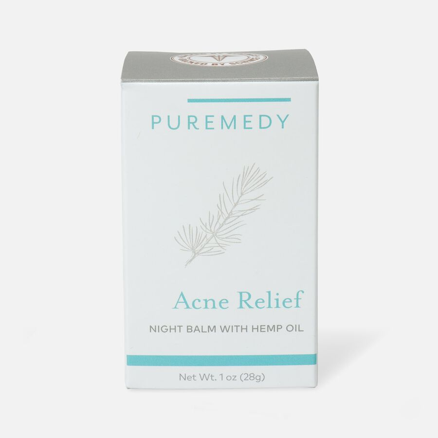 Puremedy Acne Relief Night Balm, 1 oz, , large image number 2