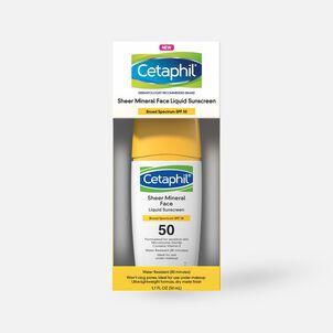 Cetaphil Sun Sheer Mineral Sunscreen Liquid Drops, SPF 50, 1.7 oz