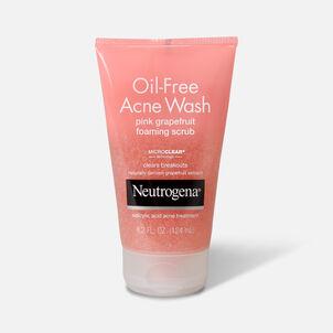 Neutrogena Pink Grapefruit Foaming Face Scrub