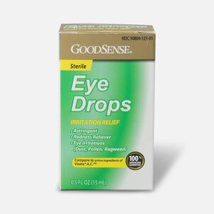 GoodSense® Eye Drops Irritation Relief, 0.5 fl oz